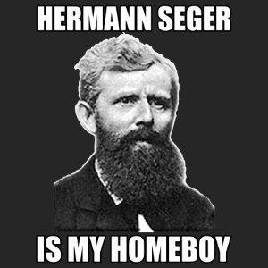 hermann seger is my homeboy