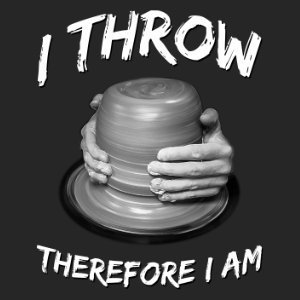 i throw therefore i am