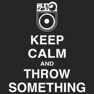 keep calm pottery wheel