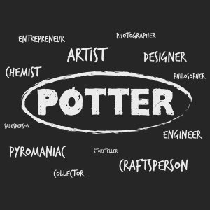 what is a potter shirt design